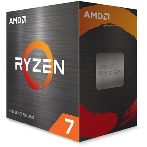 100-100000063WOF - AMD Ryzen 7 5800X - 8C 16T 3.8-4.7 GHz 32MB 105W AM4 BOX WOF - Zen 3 Vermeer