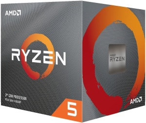 100-100000031BOX - AMD Ryzen 5 3600 - 6C 12T 3.6-4.2 GHz 32MB 65W AM4 BOX