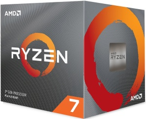 100-100000071BOX - AMD Ryzen 7 3700X - 8C 16T 3.6-4.4 GHz 32MB 65W AM4 BOX