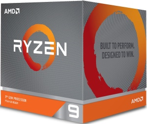 100-100000023BOX - AMD Ryzen 9 3900X - 12C 24T 3.8-4.6 GHz 64MB 105W AM4 BOX