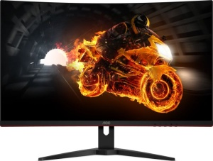 "AOC CQ32G1 - 31.5"" 2560x1440 16:9 1ms 144Hz VA FreeSync - HDMI et DP"