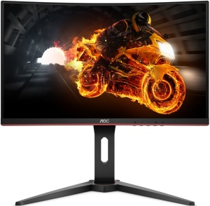 "AOC C24G1 - 24"" 1920x1080 16:9 1ms 144Hz VA FreeSync - VGA, HDMI et DP"