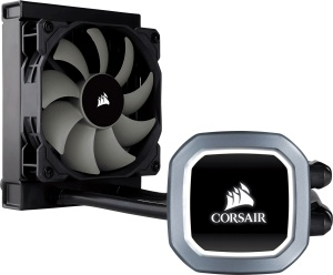 CW-9060036-WW - Corsair Hydro Series H60 (AMD AM4, Intel LGA1151, 2011 et 2066)