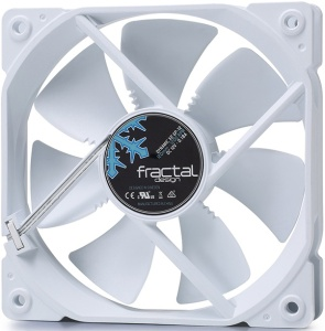 FD-FAN-DYN-X2-GP12-WTO - Fractal Design Dynamic X2 GP12 120mm blanc