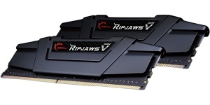 F4-3200C16D-64GVK - G.Skill Ripjaws V Kit 2x32GB PC4-25600 DDR4-3200 CL16-18-18-38
