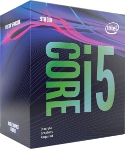 BX80684I59500F - Intel Core i5-9500F - 6C 6T 3.0-4.4 Ghz 9MB LGA1151 BOX - Coffee Lake R 14nm