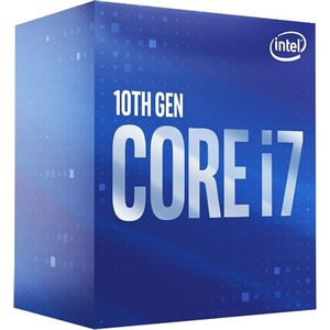 BX8070110700 - Intel Core i7-10700 - 8C 16T 2.9-4.8 GHz 16MB LGA1200 BOX - Comet Lake 14nm