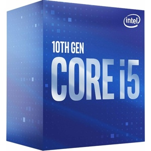 BX8070110500 - Intel Core i5-10500 - 6C 12T 3.1-4.5 GHz 12MB LGA1200 BOX - Comet Lake 14nm