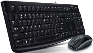 920-002534 - Logitech Desktop MK120 Azerty BE