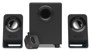 980-000942 - Logitech Multimedia Speakers Z213 (2.1 7W RMS)