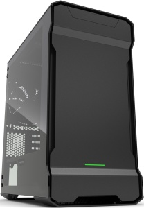 PH-ES314ETG_BK - Phanteks Enthoo Evolv MATX Satin Black Tempered Glass (µATX)