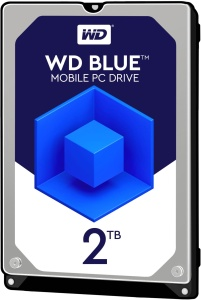 "WD20SPZX - Western Digital Blue Mobile 2TB 128MB 2.5"" 7mm SATA 3"